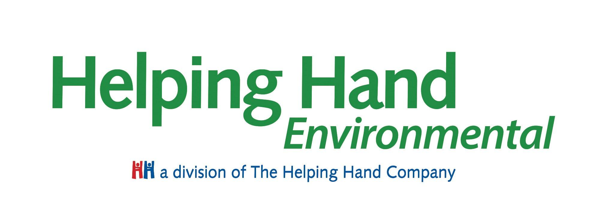 Helping Hand environmental Logo