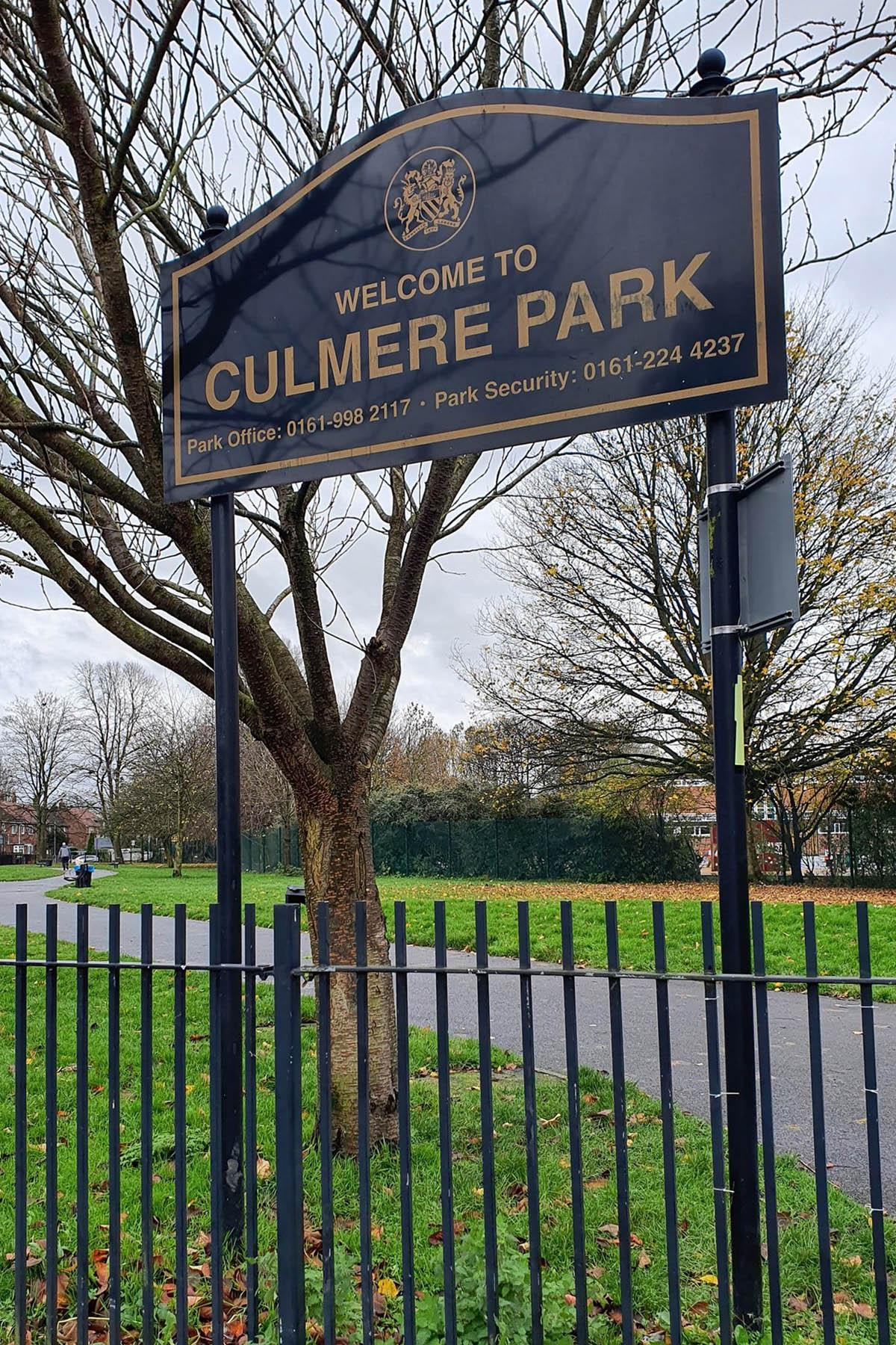 Culmere Park, Culmere Road, Woodhouse Park, M22 0EJ