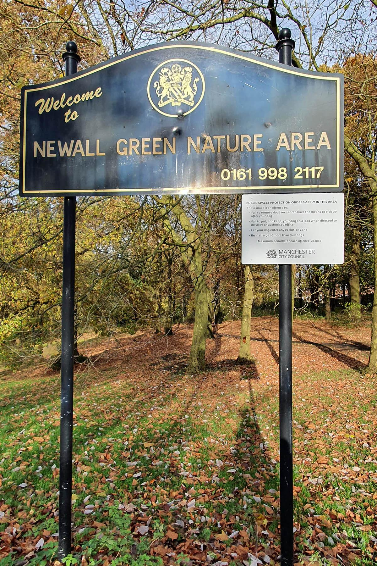 Milky Button Park and Newall Green Nature Area, Millbrook, Newall Green, M23 2QB